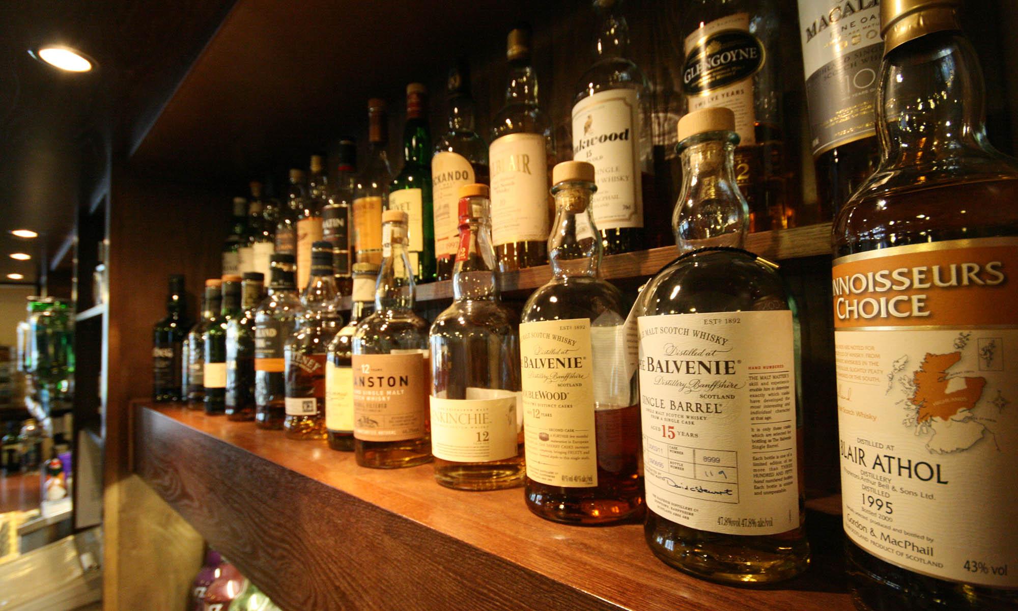 The Kintail Bar